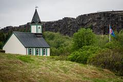 Þingvallakirkja at Þingvellir