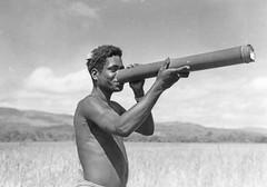 Diversen-Manokwari Kebarvlakte- een dorstige Karoon 1954-178