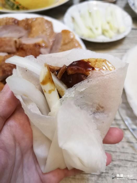 【台北大安】第一脆皮烤鴨|一星期只賣一天 烤鴨幽靈攤車 @魚樂分享誌