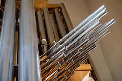 Organ at Hallgrímskirkja