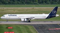 D-AIDH-1 A321 DUS 202107