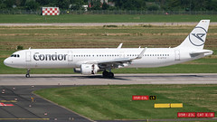 D-ATCG-1 A321 DUS 202107