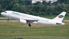 LZ-LAC-1 A320 DUS 202107
