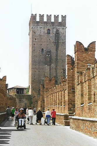 Verona, Ponte Scaligero