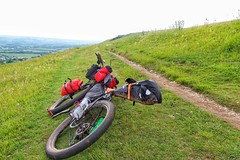 Single track to Swanage.