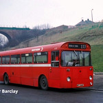 Northern General Transport  4322 (WPT368F) - 1978