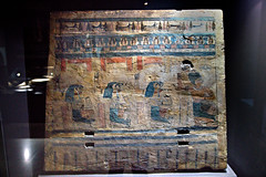 Cercueil d'oiseaux de proie
