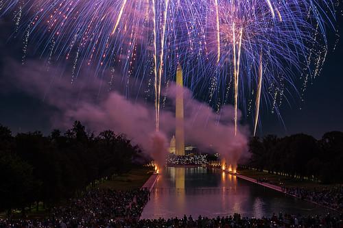 Smoke and Fireworks