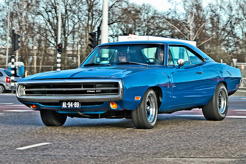 Dodge Charger 500 1970 (6170)
