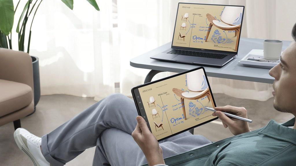 【HUAWEI】HUAWEI MatePad Pro 12.6-inch