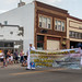 Crew members from USS Billings (LCS 15) are visiting Billings, Mont. to participate in a variety of community events.