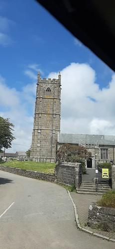 Cornwall: St Buryan