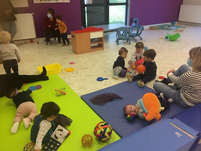 Photo 4 : Crèche familiale - rétrospective en images