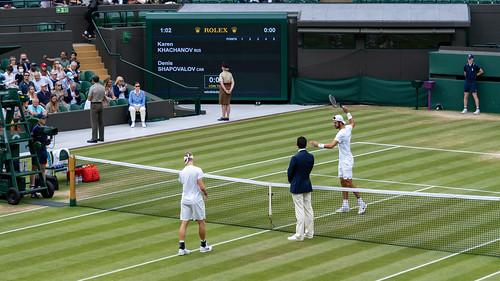 Karen Khachanov - Wimbledon070721 (5 of 199)