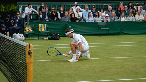 Karen Khachanov - Wimbledon070721 (2 of 199)
