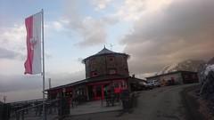Tibet Hütte am Stilfserjoch.