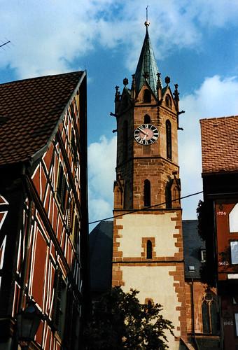 "Ladenburg (05)St. Gallus-Kirche • <a style=""font-size:0.8em;"" href=""http://www.flickr.com/photos/69570948@N04/51300677080/"" target=""_blank"">Auf Flickr ansehen</a>"