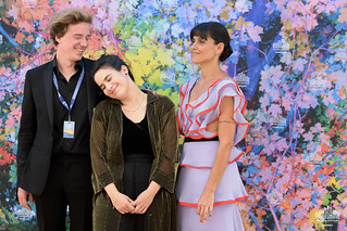 Pot d'équipe du film Clara Sola