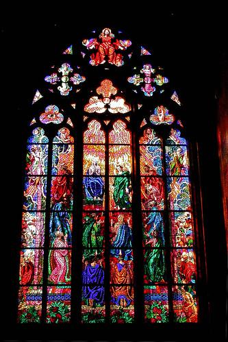 Saint Ludmila and the Apostles