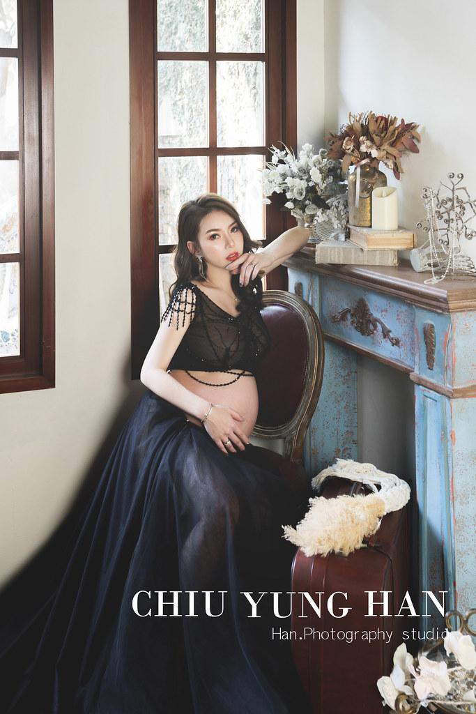 Han婚紗影像工作室、 去哪裡拍孕婦寫真、 台中孕婦寫真、 孕婦照、 量身打造、 雜誌感孕婦寫真