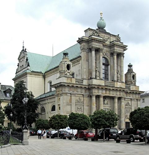 Warszawa - Kościół Wniebowzięcia NMP