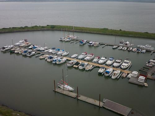 Nordby marina