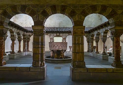 Cloister of San Miguel de Cuxa