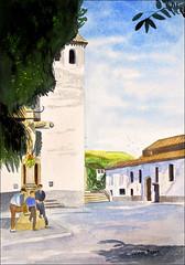 Old Placeta de San Miguel Bajo