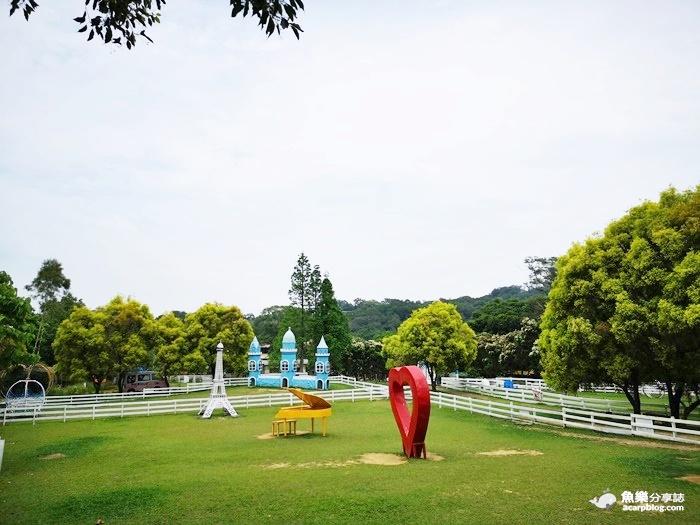 【桃園大溪】富田香草休閒農場|婚紗攝影景點|可愛動物農莊 @魚樂分享誌