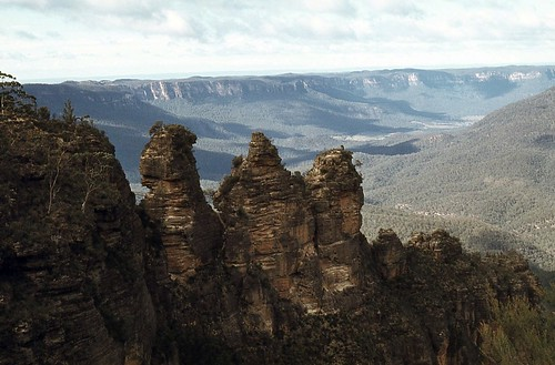 Three Sisters, Katoomba, NSW.