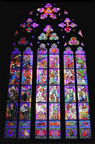 'Psalm 126:5' Window