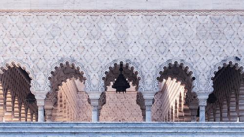 Mausoleum of Mohammed V Pavilion