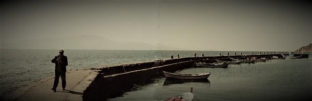 Fisherman's Warp, Assos, Turkey