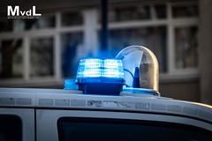 Blue light / Volkswagen Transport T5 Police Haarlem