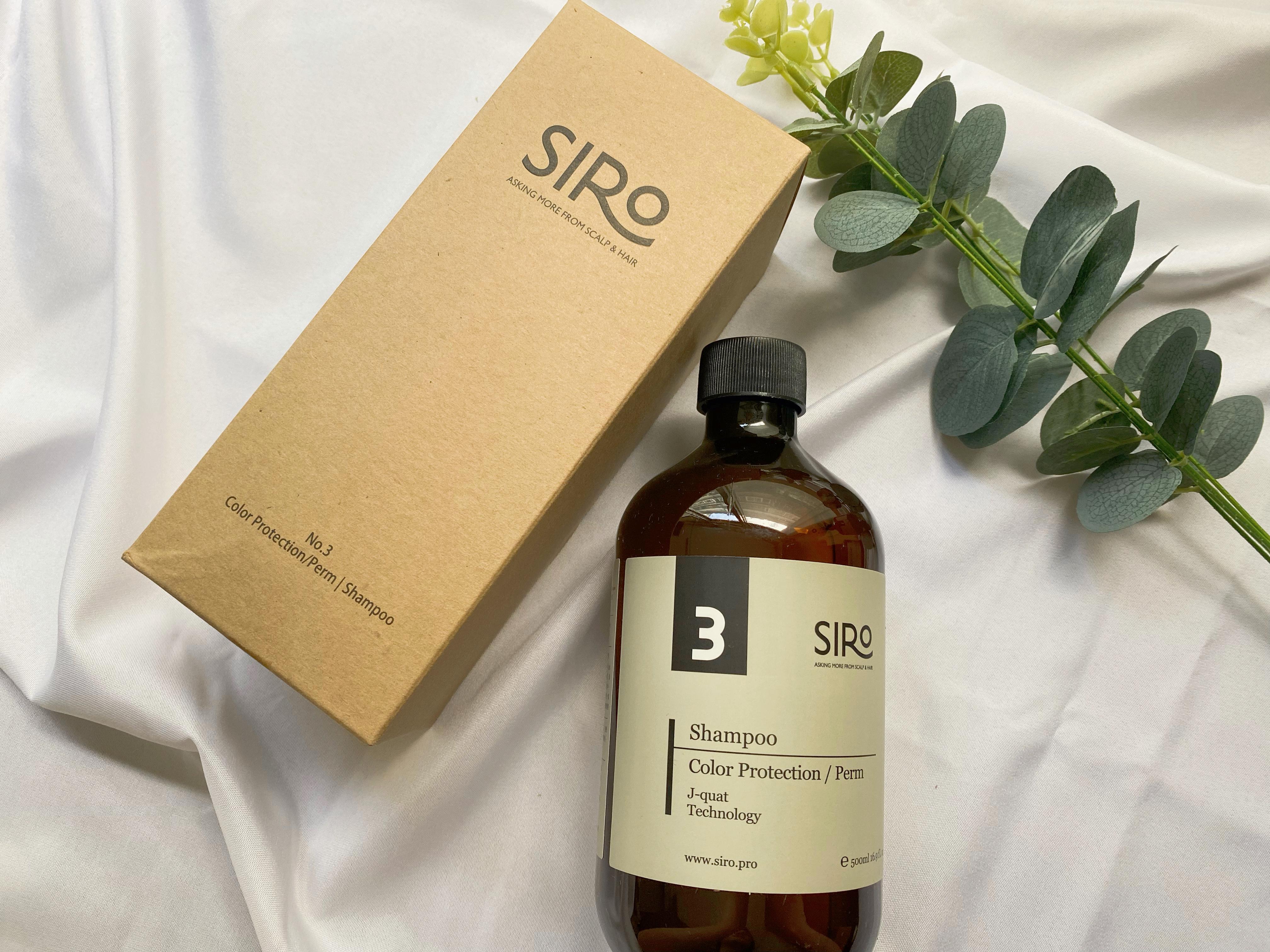 細軟髮洗髮精推薦 MIT台灣健髮品牌SIRO 3號 - 修復洗髮露  ptt dcard評價