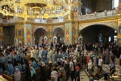 14. Всенощное бдение в Почаевской Лавре