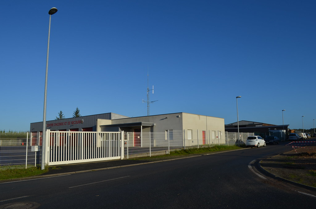 Tournon ZA Centre secours 2