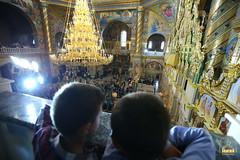 30. Всенощное бдение в Почаевской Лавре