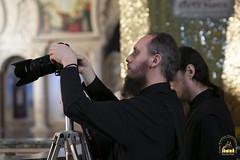 27. Всенощное бдение в Почаевской Лавре