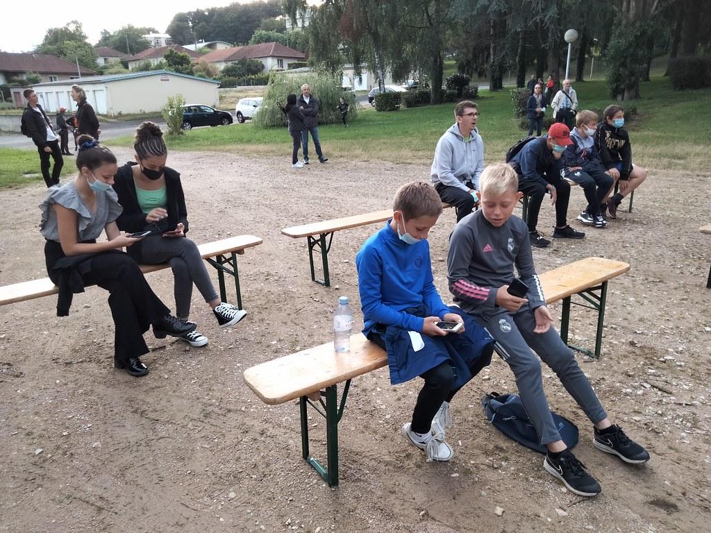 Activités au local jeunes