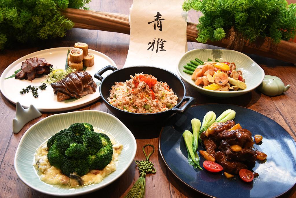 台北新板希爾頓酒店推出雙人及四人分享餐,外帶自取每套880元起(KKday提供)