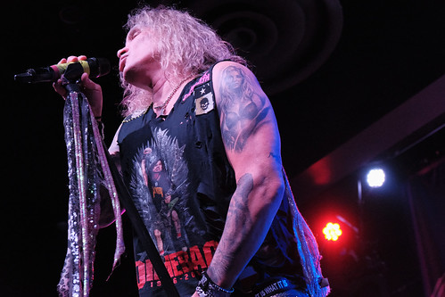 Steel Panther - July 9, 2021 - Hard Rock Hotel & Casino Sioux City