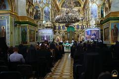 129. Съезд настоятелей и настоятельниц монастырей УПЦ в Почаевской Лавре