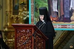 115. Съезд настоятелей и настоятельниц монастырей УПЦ в Почаевской Лавре