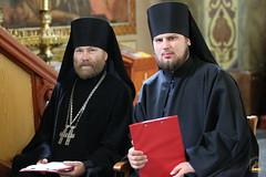 114. Съезд настоятелей и настоятельниц монастырей УПЦ в Почаевской Лавре