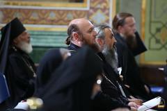 112. Съезд настоятелей и настоятельниц монастырей УПЦ в Почаевской Лавре