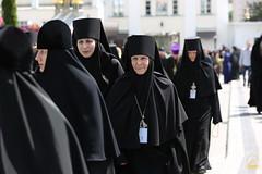 102. Съезд настоятелей и настоятельниц монастырей УПЦ в Почаевской Лавре