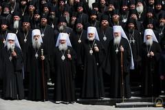 096. Съезд настоятелей и настоятельниц монастырей УПЦ в Почаевской Лавре