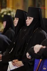 090. Съезд настоятелей и настоятельниц монастырей УПЦ в Почаевской Лавре