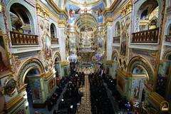 077. Съезд настоятелей и настоятельниц монастырей УПЦ в Почаевской Лавре